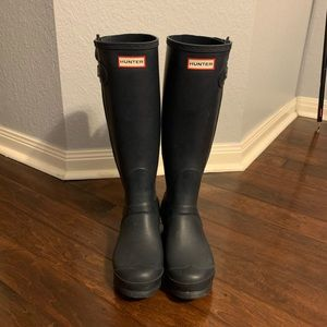 Hunter Rainboots